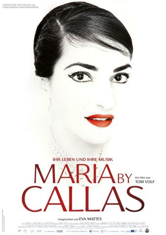 Maria by Callas - 2017 Filmposter
