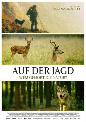 Auf der Jagd - 2018 Filmposter
