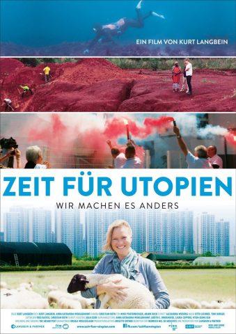 Zeit für Utopien - 2018 Filmposter