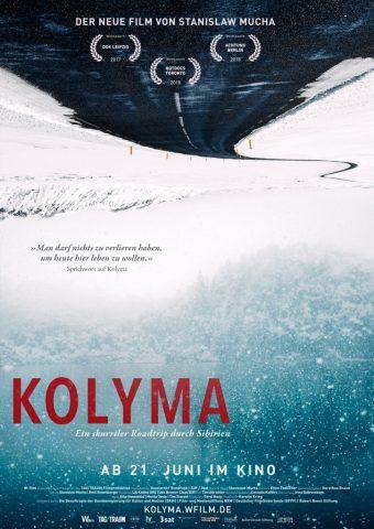 Kolyma - 2017 Filmposter