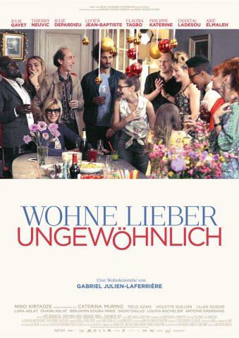 Wohne lieber ungewöhnlich - 2016 Filmposter