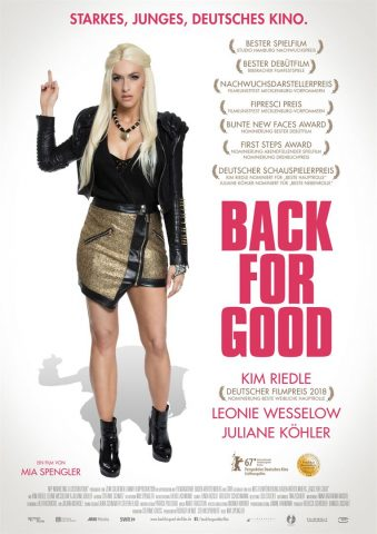 Back for Good - 2017 Filmposter