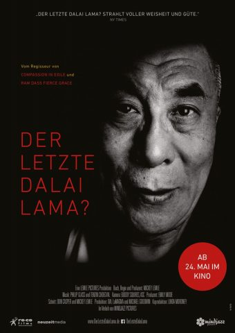 Der letzte Dalai Lama? - 2016 Filmposter
