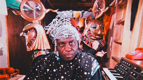 Sun Ra - Space is the Place - 1974