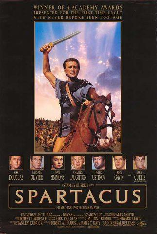 Spartacus - 1961 Filmposter