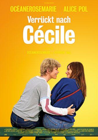 Verrückt nach Cécile - 2017 Filmposter
