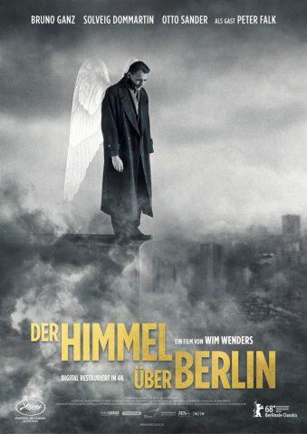 Der Himmel über Berlin - 1987 Filmposter