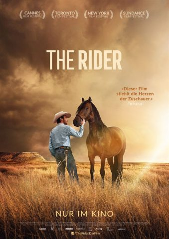 The Rider - 2017 Filmposter