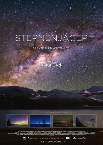 Sternenjäger - 2018 Filmposter