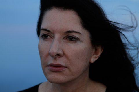 Marina Abramovic - 2012