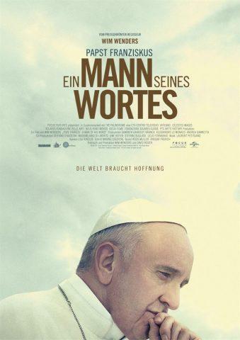 Papst Franziskus - 2018 Filmposter