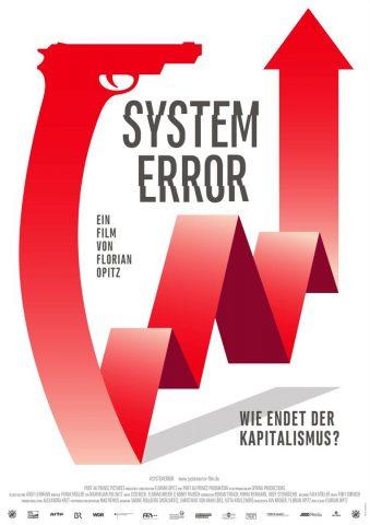 System Error - 2018 Filmposter
