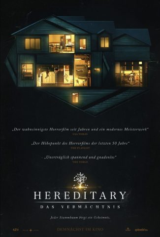 Hereditary - 2018 Filmposter