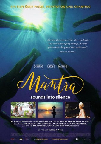 Mantra - Sounds into Silence - 2017 Filmposter