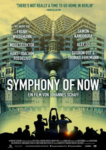 Symphony of Now - 2018 Filmposter