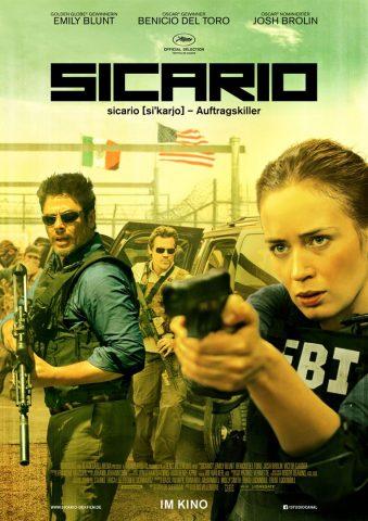 Sicario - 2015 Filmposter