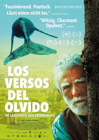 Los Versos del Olvido - 2017 Filmposter