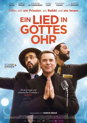 Ein Lied in Gottes Ohr - 2017 Filmposter