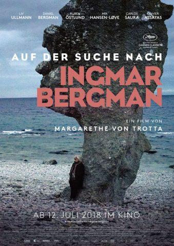 Auf der Suche nach Ingmar Bergman - 2018 Filmposter