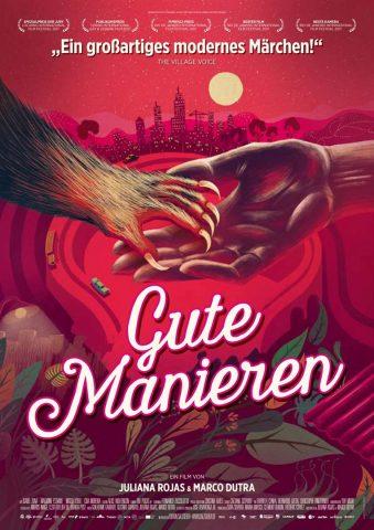 Gute Manieren - 2017 Filmposter