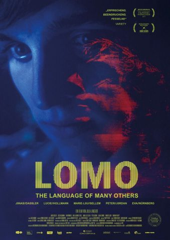 LOMO - The Language of Many Others - 2017 Filmposter