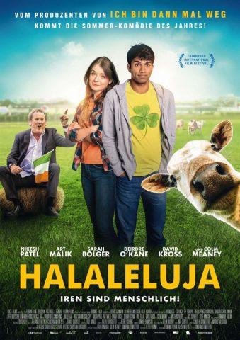Halaleluja - Iren sind menschlich! - 2017 Filmposter
