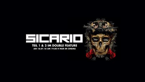 Sicaro Double Feature Banner - 2018