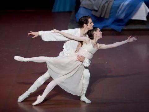 "Das Stuttgarter Ballett in John Crankos ""Romeo und Julia"""