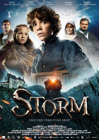 Storm und der verbotene Brief – 2017 Filmposter