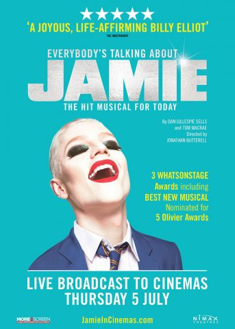 Everybody's Talking about Jamie Filmposter