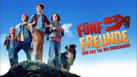 Fünf Freunde und das Tal der Dinosaurier - 2018