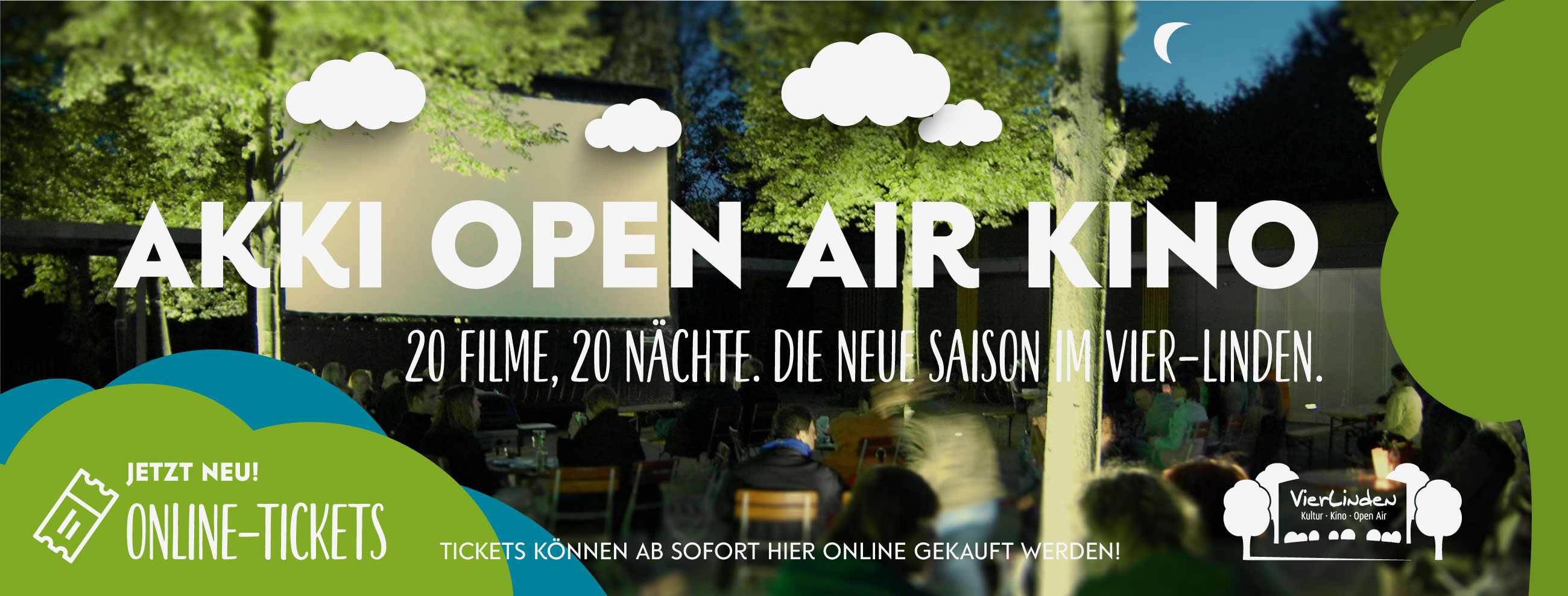 VierLinden Open Air Kino