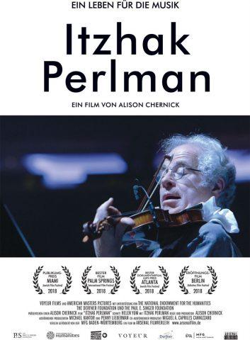 Itzhak Perlman - 2018 Filmposter