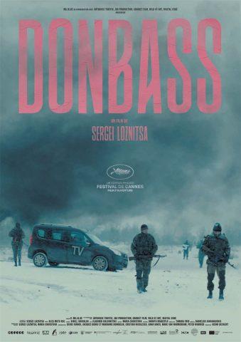 Donbass - 2018 Filmposter