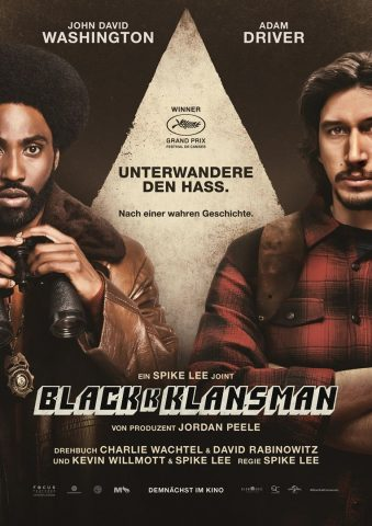 BlacKKKlansman - 2018