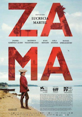 Zama - 2017 Filmposter