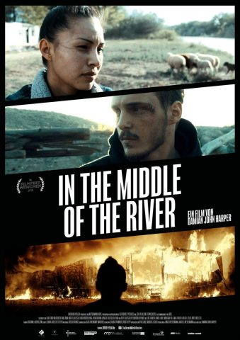 In the Middle of the River - 2018 Filmposter