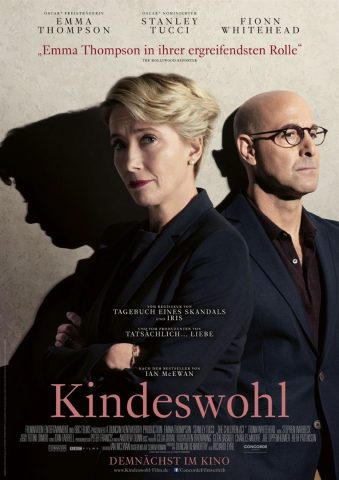 Kindeswohl - 2017 Filmposter
