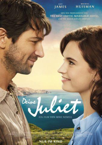 Deine Juliet - 2018 Filmposter