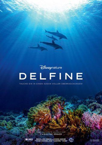 Delfine - 2018 Filmposter