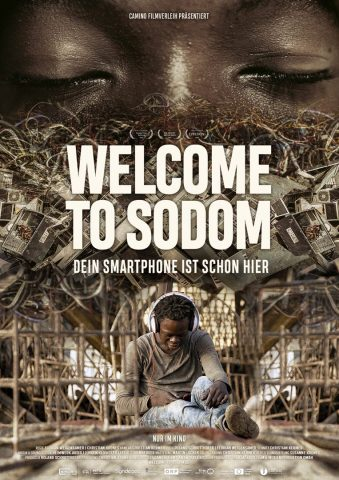 Welcome to Sodom - 2018 Filmposter