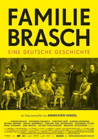Familie Brasch - 2018 Filmposter