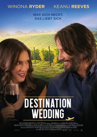 Destination Wedding - 2018 Filmposter