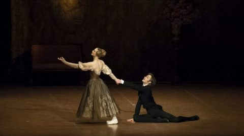 Stuttgarter Ballett: Onegin