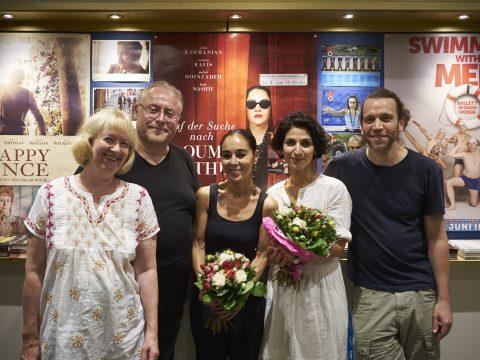 Auf der Suche nach Oum Kulthum: Premiere im Metropol - 2018