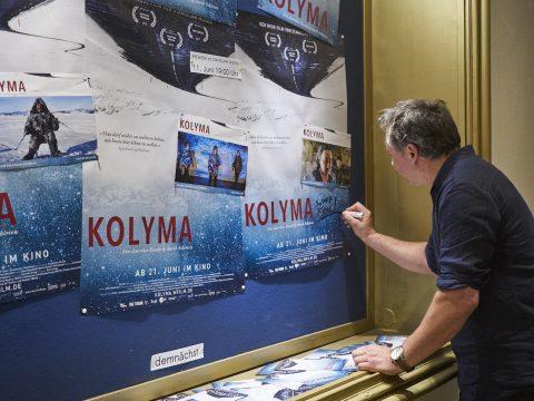 Kolyma: Premiere im Metropol - 2018