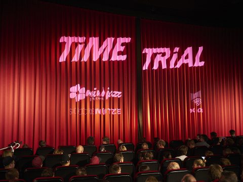 Time Trial - 2017 Premiere im Cinema