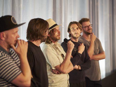 Könige der Welt - 2018 Premiere im Atelier