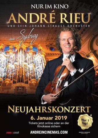 André Rieu – Das Neujahrskonzert
