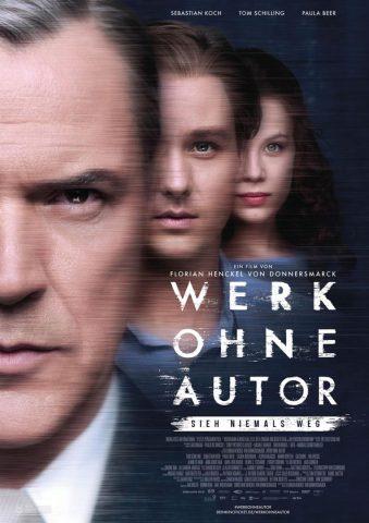 Werk ohne Autor - 2018 Filmposter